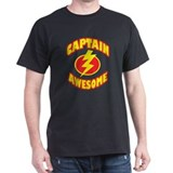Vintage Captain Awesome T-Shirt