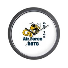 Funny Air force rotc Wall Clock