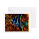 Angel Fish Greeting Cards (Pk of 20)