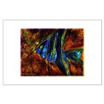 Angel Fish Large Poster