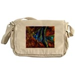 Angel Fish Messenger Bag