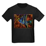 Angel Fish Kids Dark T-Shirt