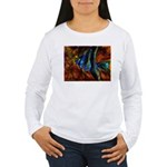 Angel Fish Women's Long Sleeve T-Shirt