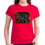Angel Fish Women's Dark T-Shirt