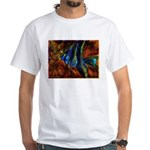 Angel Fish White T-Shirt