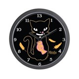 Yummy - Marigold Wall Clock