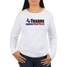 Texans Against Rick Perry T-Shirt