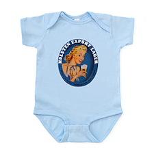 Germany Beer Label 1 Infant Bodysuit