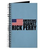 Anti Rick Perry Journal