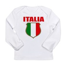 italian pride Long Sleeve Infant T-Shirt