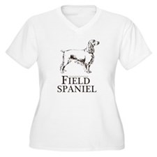 Field Spaniel Breed Type T-Shirt