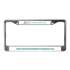 AAC License Plate Frame