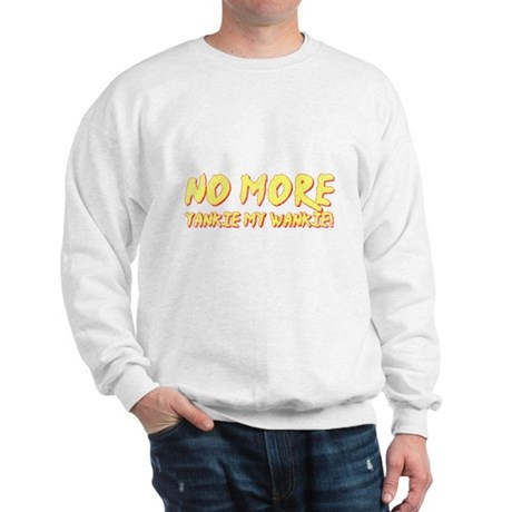 No More Yankie Sweatshirt