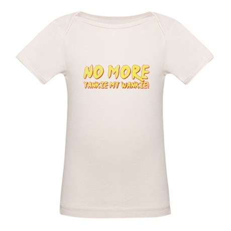 No More Yankie Organic Baby T-Shirt