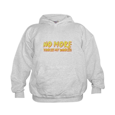 No More Yankie Kids Hoodie