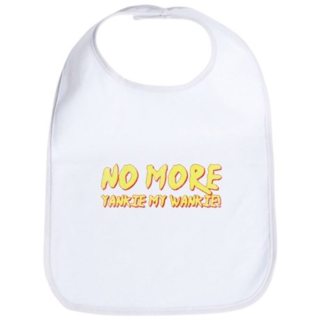 No More Yankie Bib