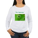 New Beginning's, Women's Long Sleeve T-Shirt