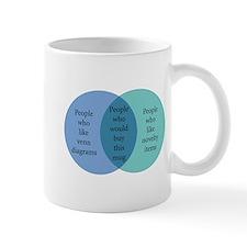 I like Venn Small Mugs