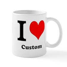 Custom Love Small Mug