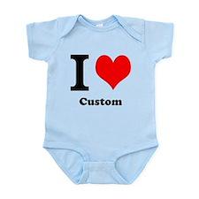 Custom Love Onesie