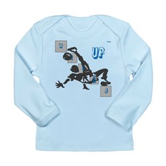 OYOOS Soccer Player design Long Sleeve Infant T-Sh