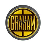 Graham Wall Clock
