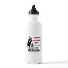 #6 I Survived Hurricane Irene Water Bottle