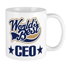 CEO Gift (Worlds Best) Mug