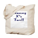 Grammy X's Two Tote Bag