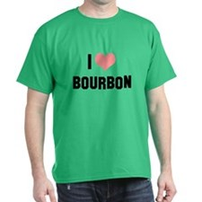 I heart Bourbon T-Shirt