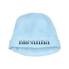 Breanna Carved Metal baby hat