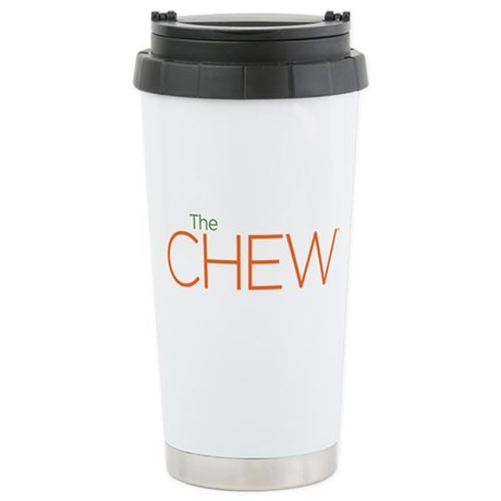 The Chew Ceramic Travel Mug