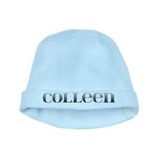 Colleen Carved Metal baby hat