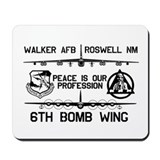 6th Bomb Wing Mousepad