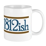 War of 1812ish Small Mug