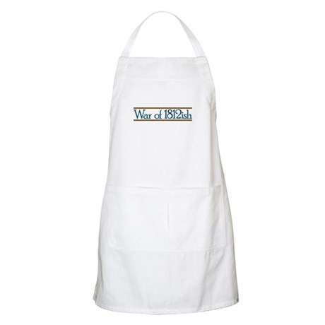 War of 1812ish Apron