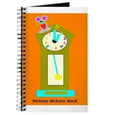 Hickory Dickory Dock Journal
