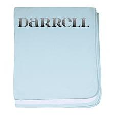 Darrell Carved Metal baby blanket