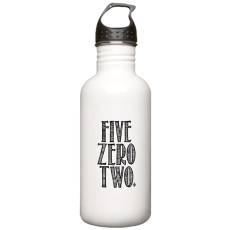 Five Zero Two Stainless Water Bottle 1.0L