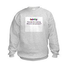 Kids Birthday Warm Sweatshirt