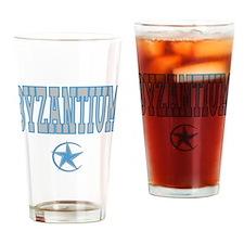 Byzantium Bible College Stars Drinking Glass