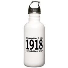 1918 - Armistice Day Water Bottle