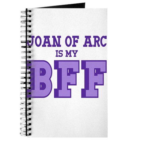 Joan of Arc BFF Journal