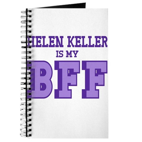 Helen Keller BFF Journal