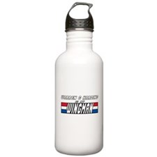 Warren Harding Wingman Water Bottle