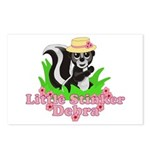 Little Stinker Debra Postcards (Package of 8)