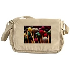 Mallets Messenger Bag