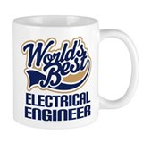 Electrical Engineer Gift (Worlds Best) Coffee Mug