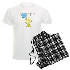 OYOOS Sleepy design Men's Light Pajamas