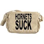 Hornets Suck Messenger Bag